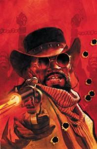 Django #1 Cover by Massimo Carnevale