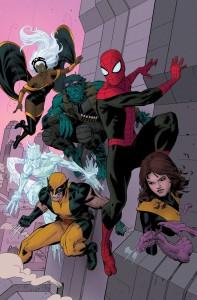 Avenging Spiderman 16
