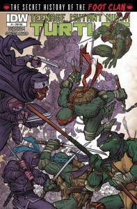 TMNT The Secret of the Foot Clan