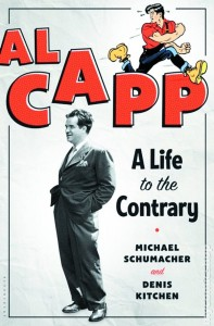 Al Capp A Live to the Contrary