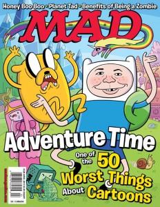MAD Magazine 521
