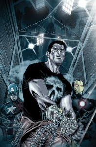 Punisher War Zone #5