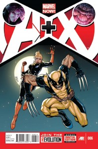 Avengers + X-Men 6