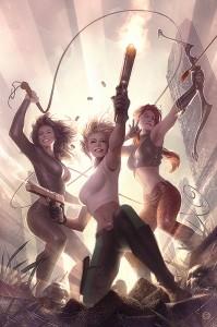 Danger Girl Trinity 1