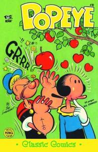 Popeye Classic Comics 10