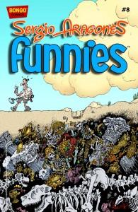 Sergio Aragones Funnies 8