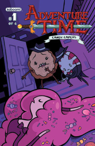 Adventure Time Candy Capers 01