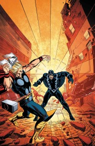 Black Bolt Reprint Book