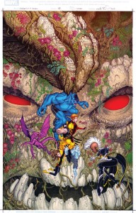Wolverine and The X-Men 33