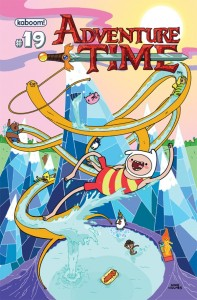 Adventure Time 19