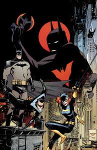 Batman Beyond Universe 1