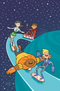 Bravest Warriors 12