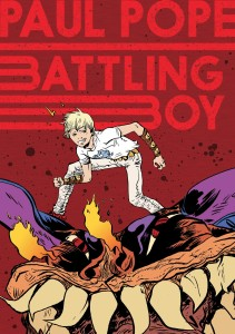 Battling Boy by Paul Pope HC