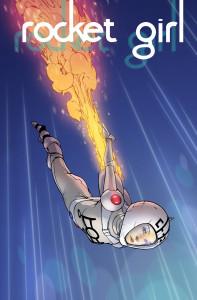 Rocket Girl 1