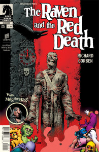 The Raven and the Red Devil One Shot