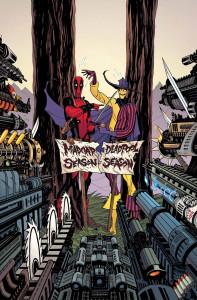 Deadpool Annual 1