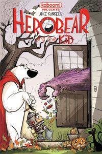 HEROBEAR and the Kid  ANNUAL 2013