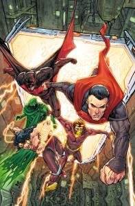 Justice League 3000 1