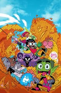 Teen Titans Go 1
