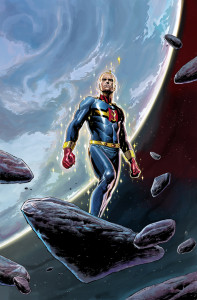 Miracleman 1 - Jerome Opeña Cover