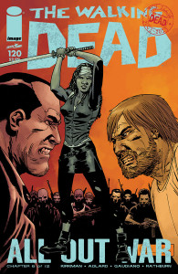 The Walking Dead 120
