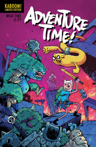 Adventure Time 25