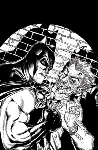 Batman Black and White 6
