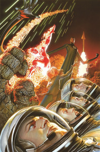 Fantastic Four 1 All New Marvel Now!