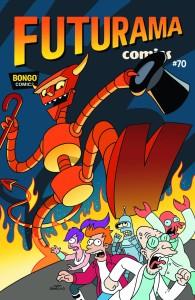 Futurama Comics 70