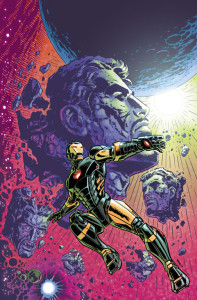 Iron Man Annual 1