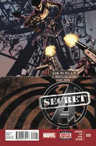 Secret Avengers 15