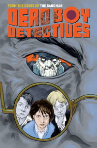 DEAD BOY DETECTIVES 4