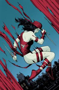 Elektra 1 Paolo Rivera variant cover