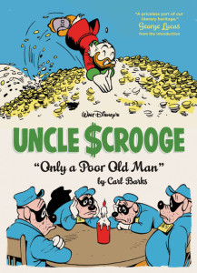 Walt-Disney_Uncle-Scrooge_Only-a-Poor-Old-Man_Vol1_HC