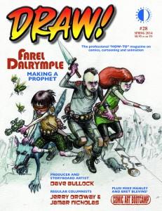 Draw Magazine 28