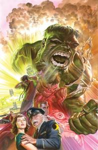 Savage Hulk 1 Alex Ross Variant