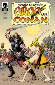 Groo vs Conan 1 of 4
