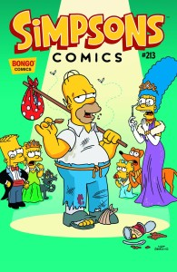 Simpsons Comics 213