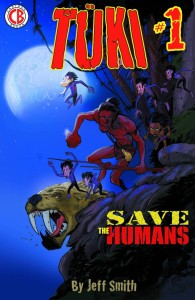Tuki 1 Save The Humans