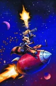 Rocket Racoon 2