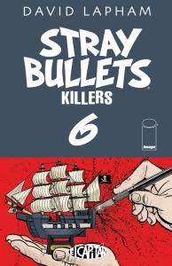 Stray Bullets Killers 06
