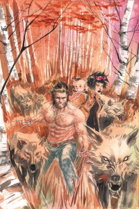 Wolverine Annual 1 by Dustin Nguyen