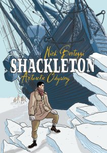 Nick Bertozzi's Shackleton Antarctic Odyssey