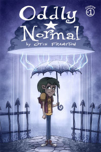Oddly Normal 01