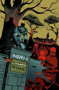 Arkham Manor 1