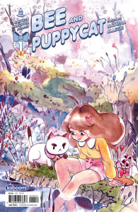 Bee and Puppycat 1 2nd Printing
