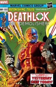 Deathlok 1 Hasbro Variant