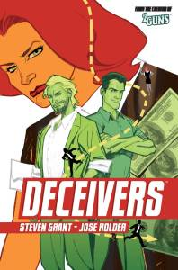 2 Guns Deceivers Volume 1