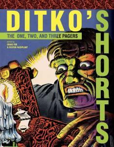Ditko Shorts HC