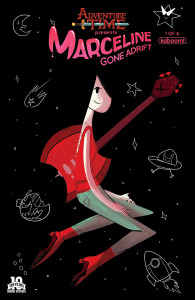 Adventure Time Presents Marceline gone Adrift